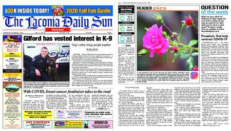 The Laconia Daily Sun – October 03, 2020
