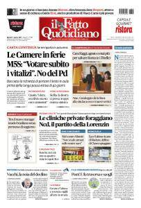 Il Fatto Quotidiano - 1 Agosto 2017