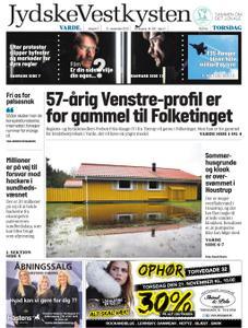 JydskeVestkysten Varde – 21. november 2019