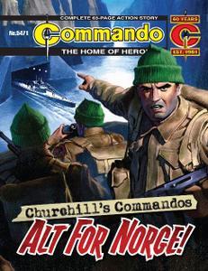 Commando No 5471 2021 HYBRiD COMiC eBook