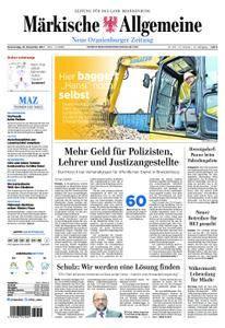 Neue Oranienburger Zeitung - 23. November 2017
