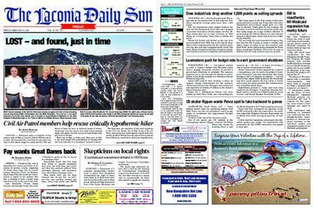 The Laconia Daily Sun – February 09, 2018