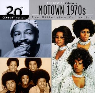 VA - 20th Century Masters - The Millennium Collection - The Best of Motown 1970s, Vol. 2 (2001)
