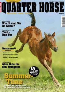 Quarter Horse Journal - August 2018