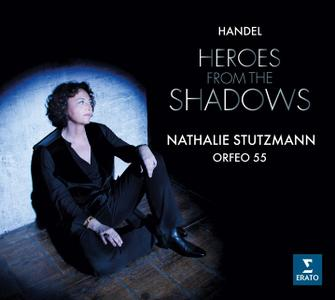 Nathalie Stutzmann, Orfeo 55 - Handel: Heroes from the Shadows (2014)