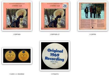Christine McVie - The Legendary Christine Perfect Album (1970) Sire/SASD-7522 - US Pressing - LP/FLAC In 24bit/96kHz