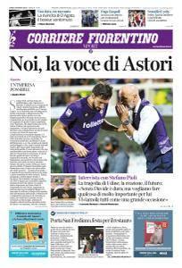 Corriere Fiorentino La Toscana - 26 Marzo 2018