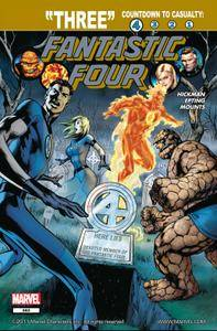 Fantastic Four 583 2010 digital