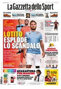 La Gazzetta dello Sport Roma – 07 novembre 2020