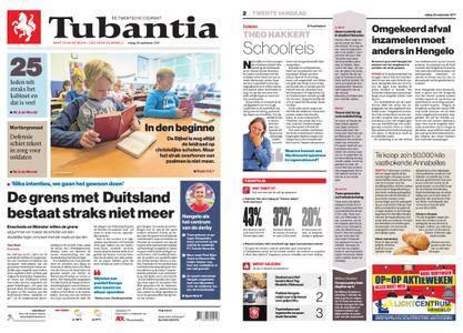 Tubantia - Enschede – 29 september 2017
