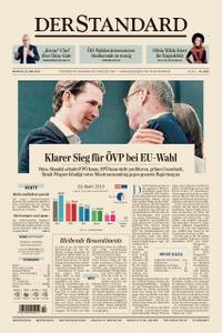 Der Standard – 27. Mai 2019