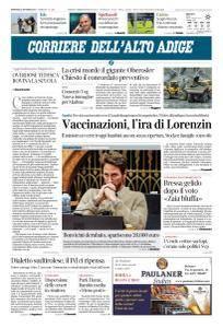Corriere dell'Alto Adige - 24 Ottobre 2017