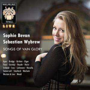 Sophie Bevan & Sebastian Wybrew - Songs of Vain Glory: Wigmore Hall Live (2018) [Official Digital Download 24/96]