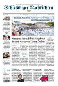 Schleswiger Nachrichten - 06. August 2018