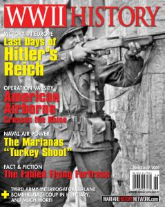 WWII History - June-July 2020