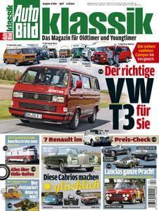 Auto Bild Klassik - April 2016