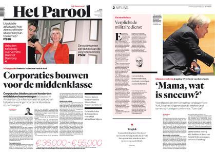 Het Parool – 23 september 2019