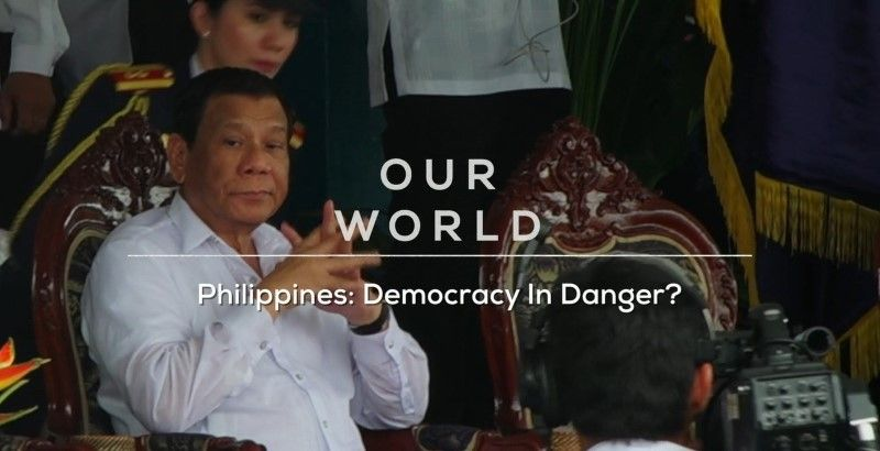 BBC Our World - Philippines: Democracy in Danger (2018)