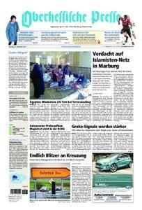 Oberhessische Presse Marburg/Ostkreis - 25. November 2017