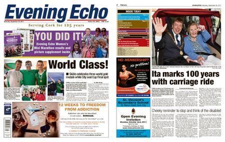 Evening Echo – September 30, 2017