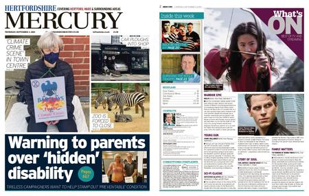 Hertfordshire Mercury – September 03, 2020