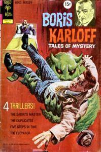 Boris Karloff Tales of Mystery 040 1972