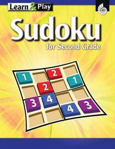 Learn & Play Sudoku for Second Grade