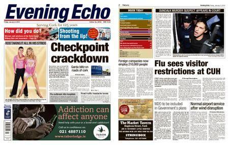 Evening Echo – January 05, 2018