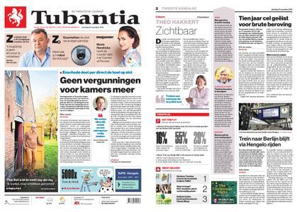 Tubantia - Enschede – 23 november 2019