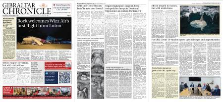 Gibraltar Chronicle – 12 December 2020