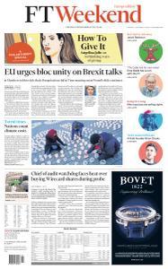 Financial Times Europe - December 12, 2020