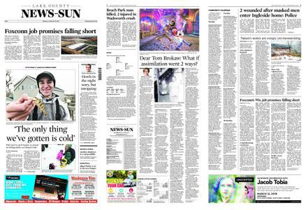 Lake County News-Sun – February 11, 2019