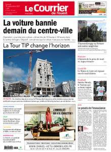 Le Courrier de l'Ouest Angers – 18 septembre 2021