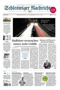 Schleswiger Nachrichten - 14. Dezember 2019