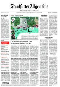 Frankfurter Allgemeine Zeitung F.A.Z. - 26. Juni 2018