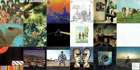 Pink Floyd: Discography (1967 - 2014) [Vinyl Rip 16/44 & mp3-320]