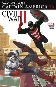 Captain America - Sam Wilson 013 2016 Digital Zone-Empire