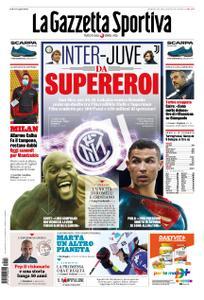 La Gazzetta dello Sport Sicilia – 17 gennaio 2021