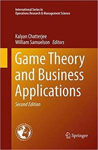 Game Theory and Business Applications (Repost)