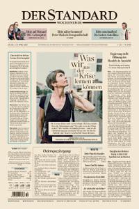 Der Standard – 04. April 2020