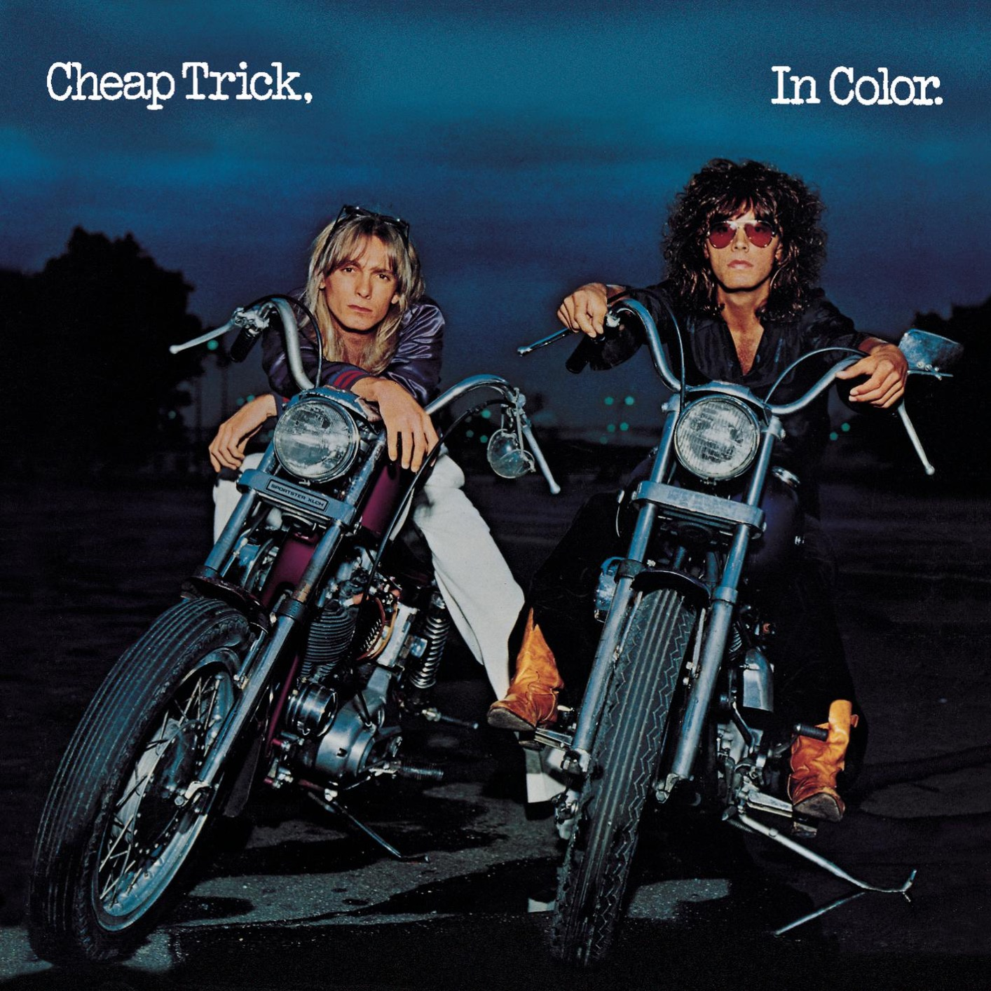 Cheap Trick - In Color (1977/2015) [Official Digital Download]