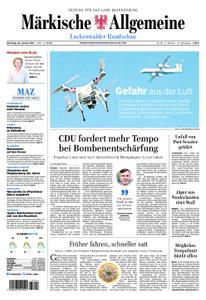 Märkische Allgemeine Luckenwalder Rundschau - 22. Januar 2019