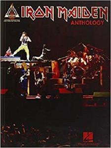 Iron Maiden Anthology (Guitar Recorded Versions) [Repost]