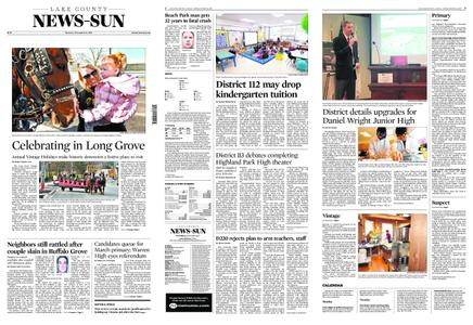 Lake County News-Sun – November 25, 2019