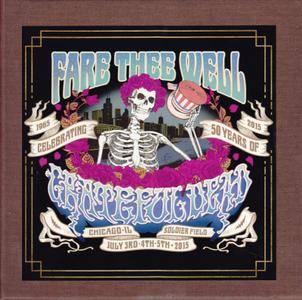Grateful Dead - Fare Thee Well (2015)