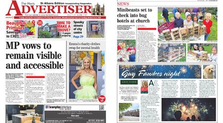The Herts Advertiser – October 21, 2021