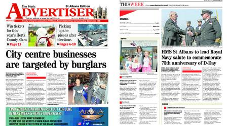 The Herts Advertiser – May 09, 2019