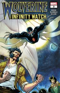 Wolverine-Infinity Watch 003 2019 Digital Zone
