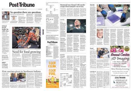 Post-Tribune – December 16, 2020