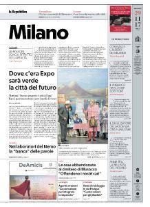la Repubblica Milano - 29 Novembre 2017